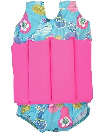 Splash About Kids Traje de baño con flotadores, Infantil, Float, Tutti Frutti,