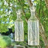 Buri Glas-Wespenfalle Höhe 45,5cm Insektenschutz