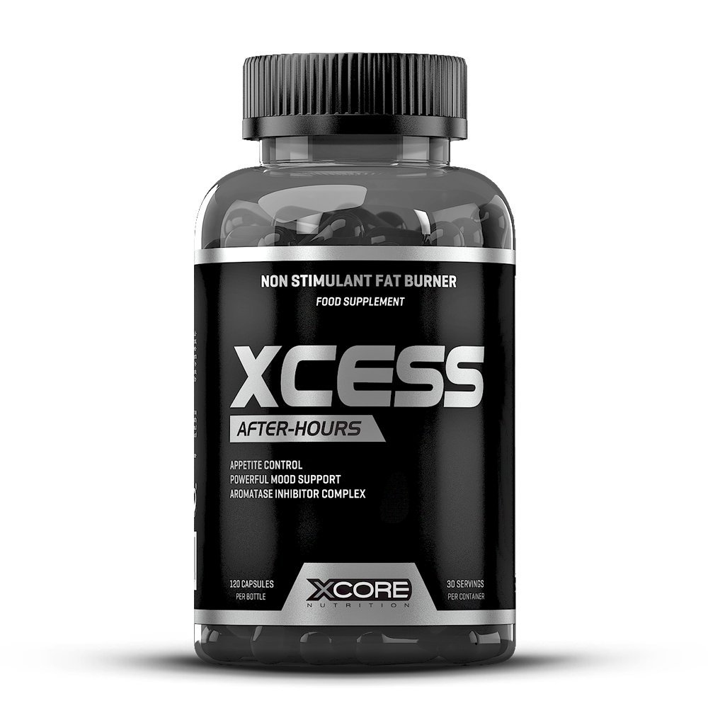 Xcore Nutrition Xcess After-Hours - 120 Cápsulas