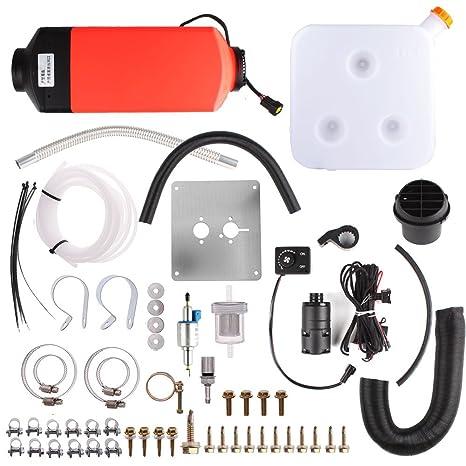 Amazon.com: Youngfly 12 V/24 V aire calentador de Diesel 5 ...