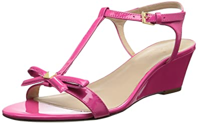 78cde5812eb Amazon.com  kate spade new york Women s Donna Wedge Sandal  Shoes