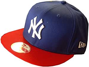 New Era Casquette 9fifty Snapback York Yankees: Amazon.es: Ropa y ...