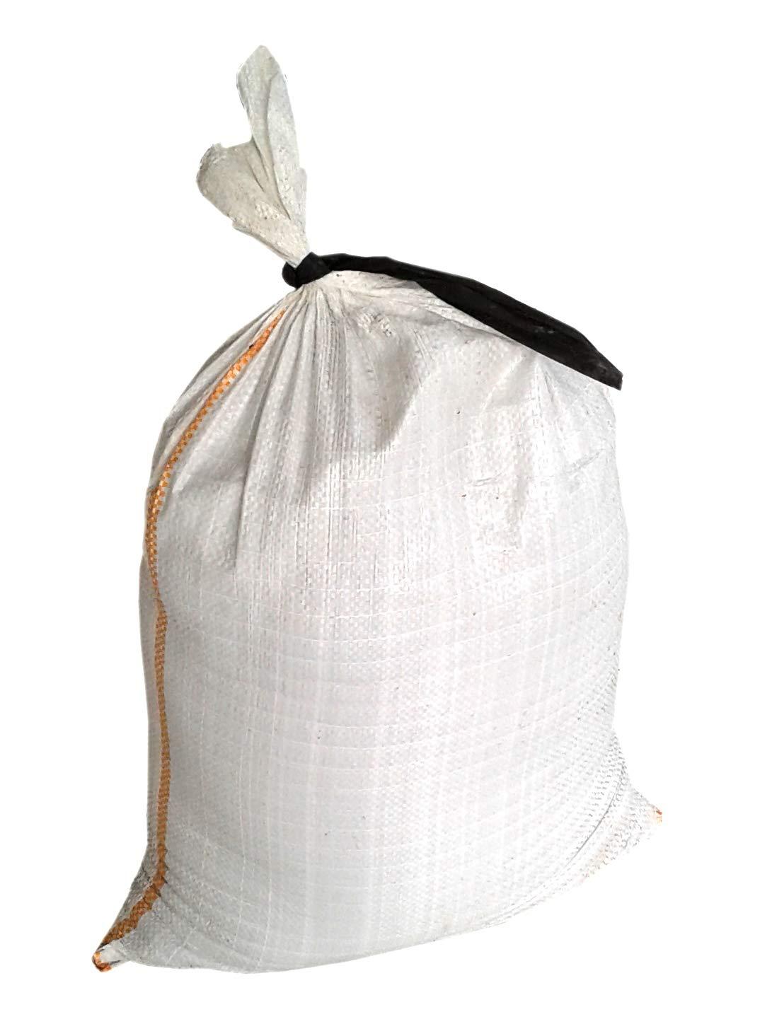 Wynn Works 10 Sand Bags Woven Polypropelene Sandbags 18'' x 29''