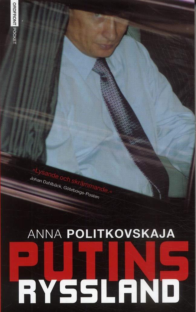 Putins Ryssland: Amazon.es: Politkovskaja, Anna, Cervin, Jan ...