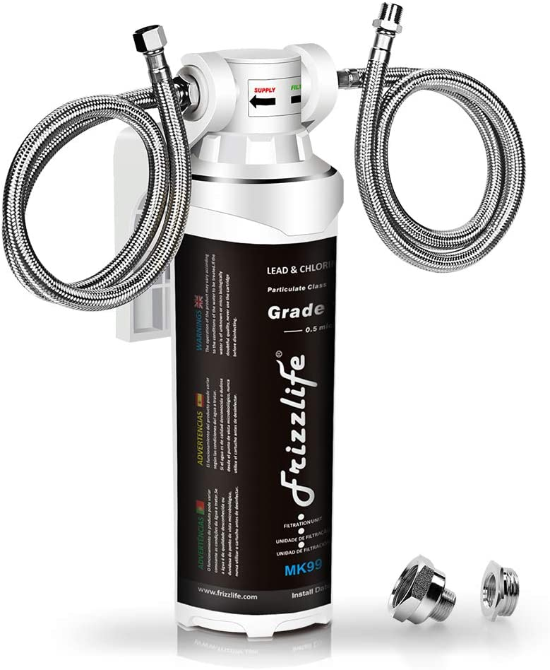 Frizzlife MK99 1-Stage Under Sink Water Filter Reviews