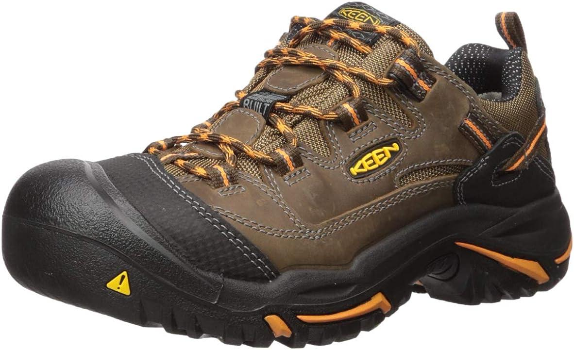 Braddock Low (Soft Toe) Work Boot