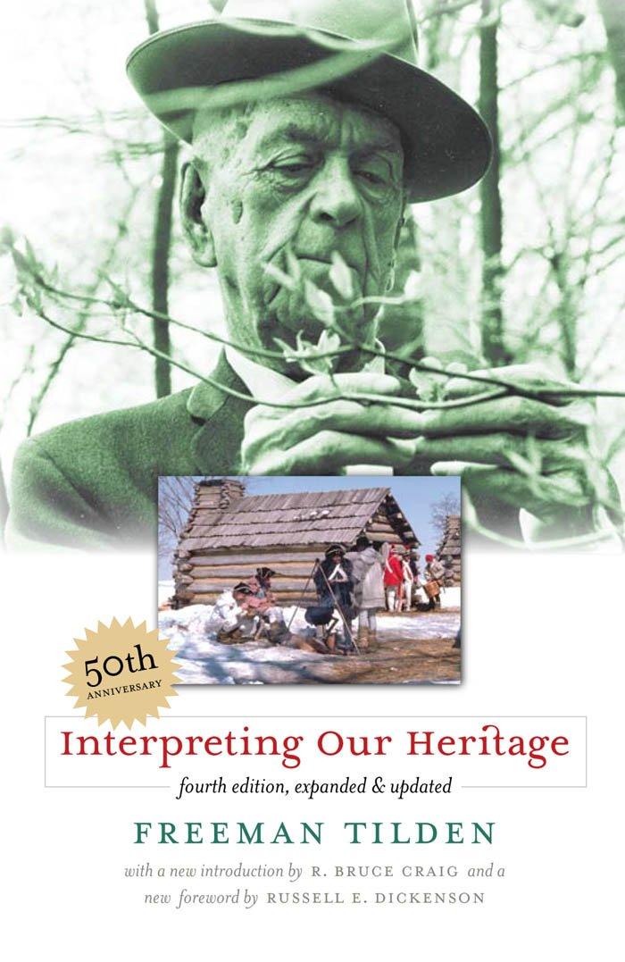 Interpreting Our Heritage Freeman Tilden product image
