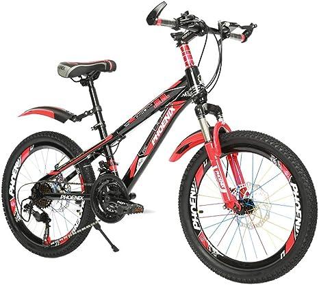 Bicicleta de montaña para niños, alta velocidad de acero al ...
