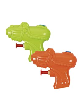 COOLMP - Juego de 6 Pistolas de Agua de 7 x 8 cm, Talla ...