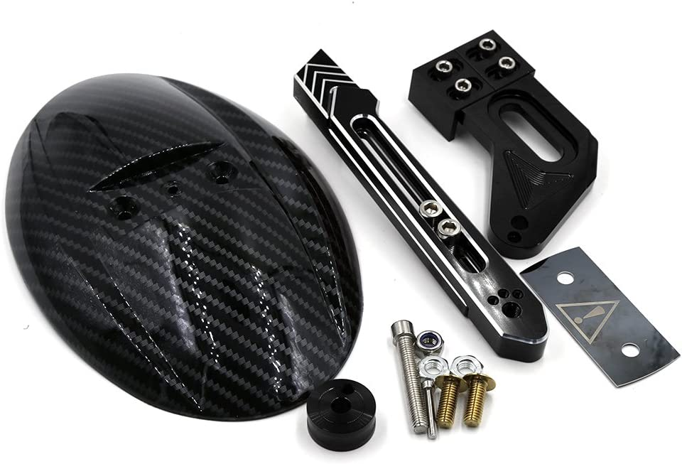 For Kawasaki Z125 RC150 10-15 Motorcycle Rear Fender Bracket Motorbike Mudguard