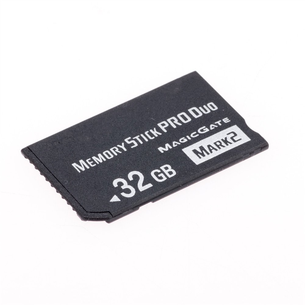 High Speed Memory Stick Pro-HG Duo 32GB(Mark 2) For SONY PSP Accessories Guangyuweiye MS-32GB