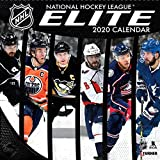 NHL Elite: 2020 12x12 Elite Wall Calendar