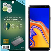 Pelicula de Vidro Temperado 9h para Samsung Galaxy J4+ (Plus)/J4 Core, HPrime, Película Protetora de Tela para Celular…