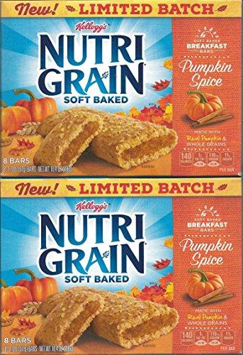 2-boxes-kelloggs-nutri-grain-pumpkin-spice-breakfast-bars-8-count