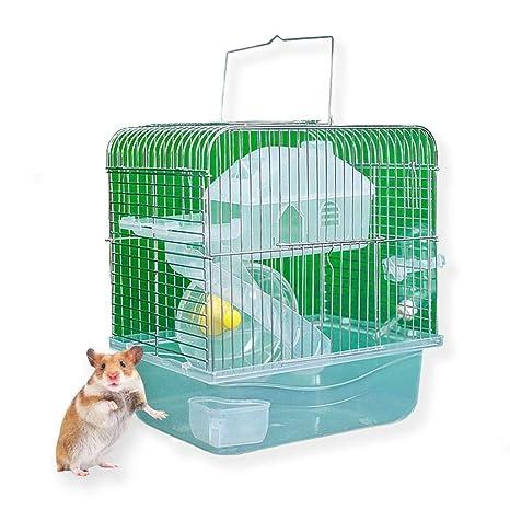 Nido De La Jaula del Hamster Adecuado para Los Hámsters Sirios Que ...