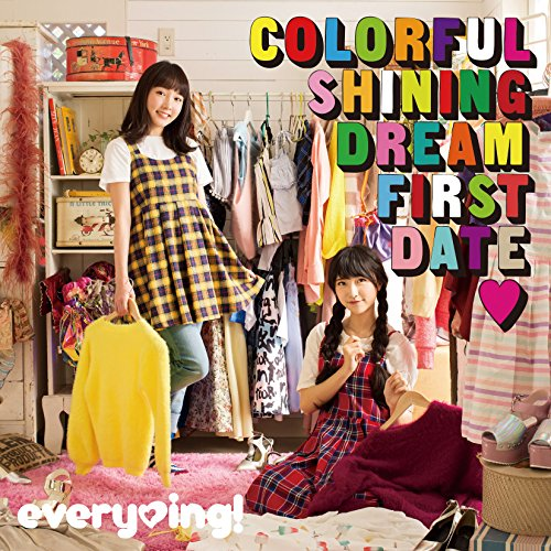 every・ing! / Colorful Shining Dream First Date[通常盤]の商品画像