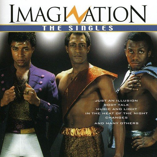 Imagination - The Ultimate 80