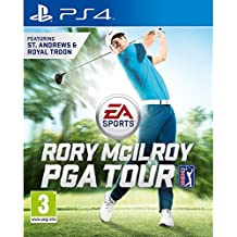 Jogo Rory McIlroy: PGA Tour PS4 - Eletronic Arts