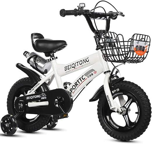 BAICHEN Estilo Libre Bicicletas para niños Bicicleta para niños 4 ...
