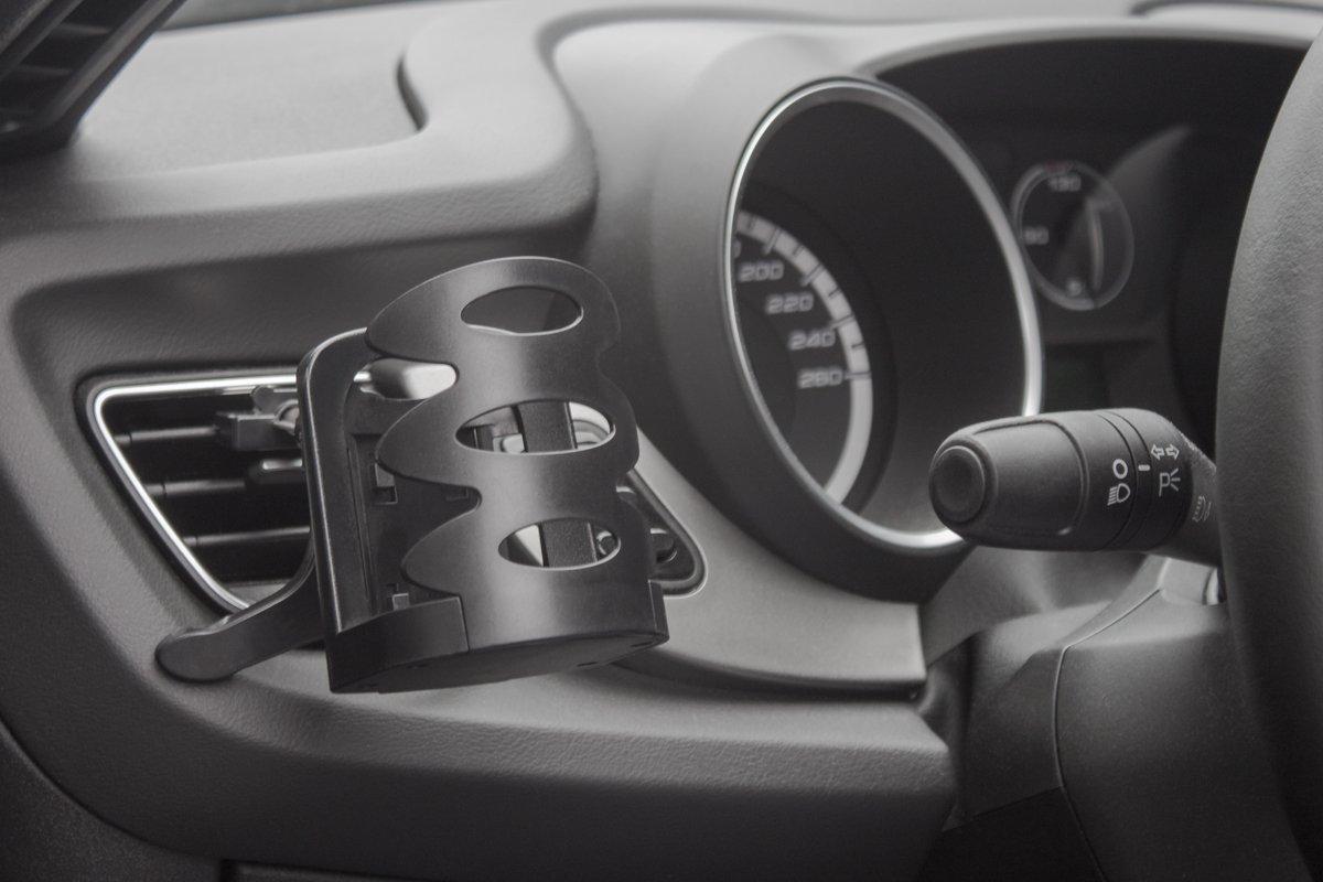 Smartfox Portabicchieri per auto regolabile