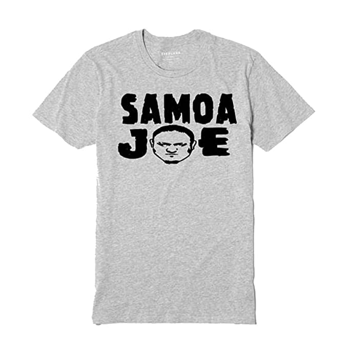 b0547209a0be Squared Circle Samoa Joe Submission Specialist WWE T-Shirt at Amazon ...