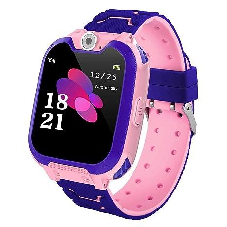 Amazon.com: [Versión actualizada] Smartwatch Niños Teléfono ...