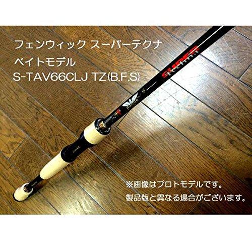 ティムコ フェンウィック スーパーテクナ S-TAV66CL J ベイトフィネススペシャル   B019JU8VZW