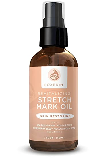 oil for stretch marks