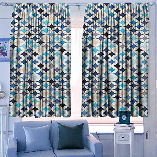Lovii Bathroom Curtains 63