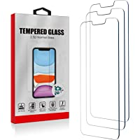TR4U - [3 Pack] 2.5D Screen Protector Tempered Glass Anti Shock 9H Designed for iPhone 13 and iPhone 13 PRO – (6.1…