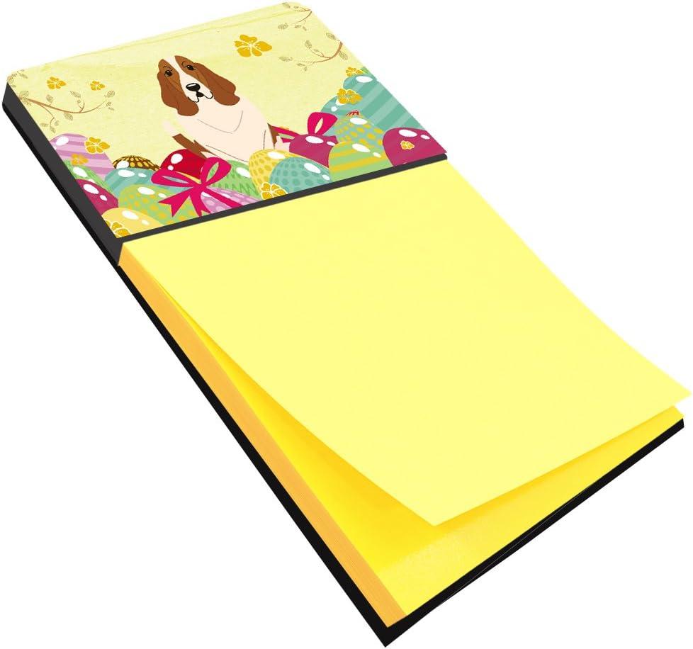 Multicolor BB6022SN Carolines Treasures Desk Artwork Notepad Holder