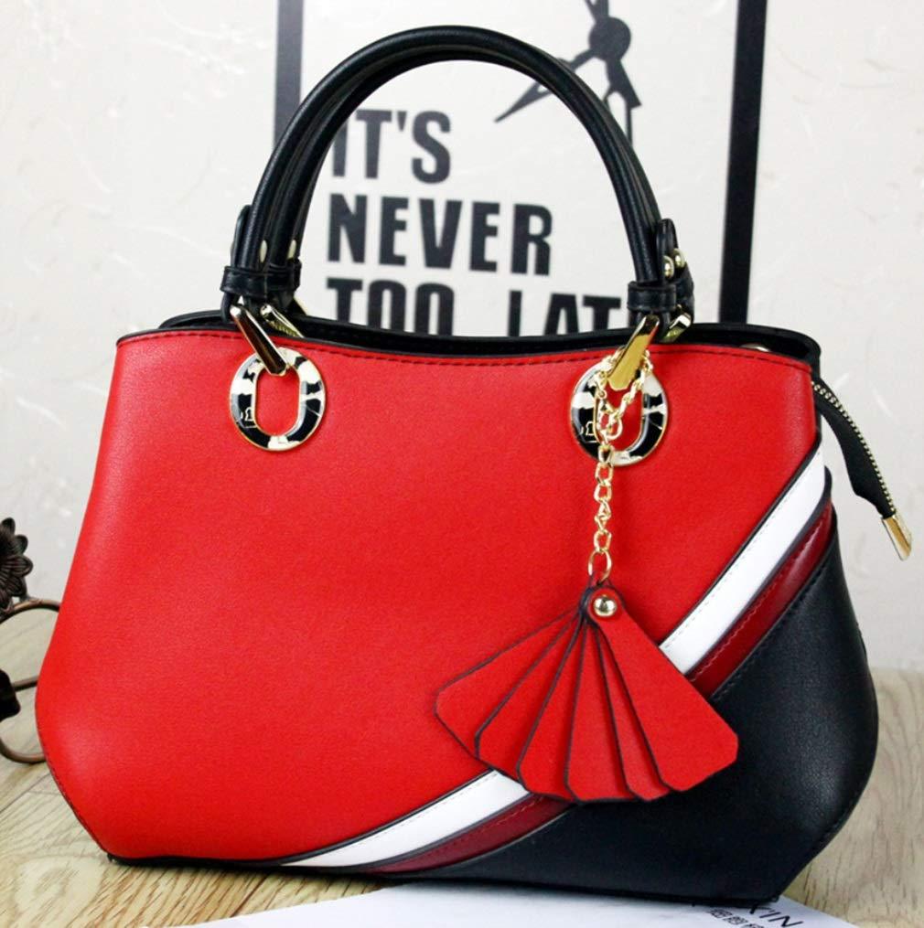 RSQJ Einkaufstasche-Botetaschen-Handtasche der Damen große Tasche