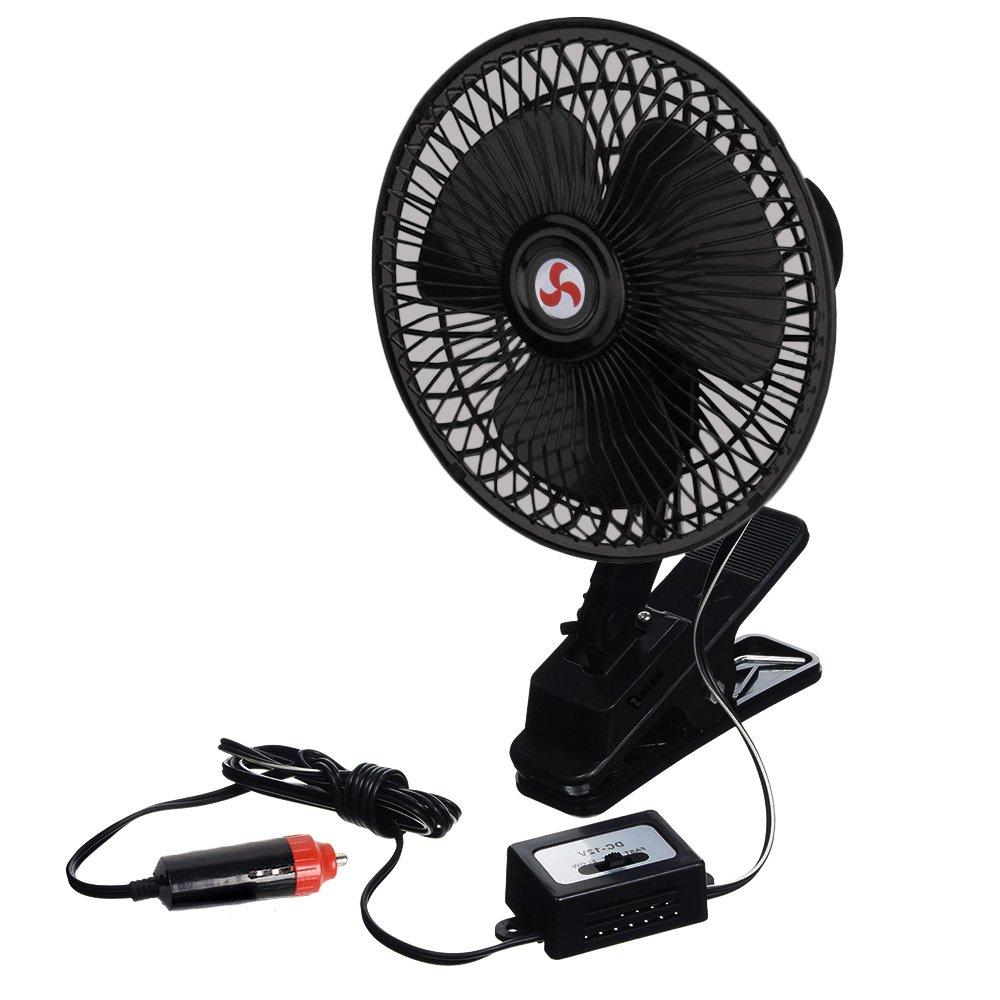 Oscillating Fan Parts : Zento deals v dashboard oscillating vehicle car van