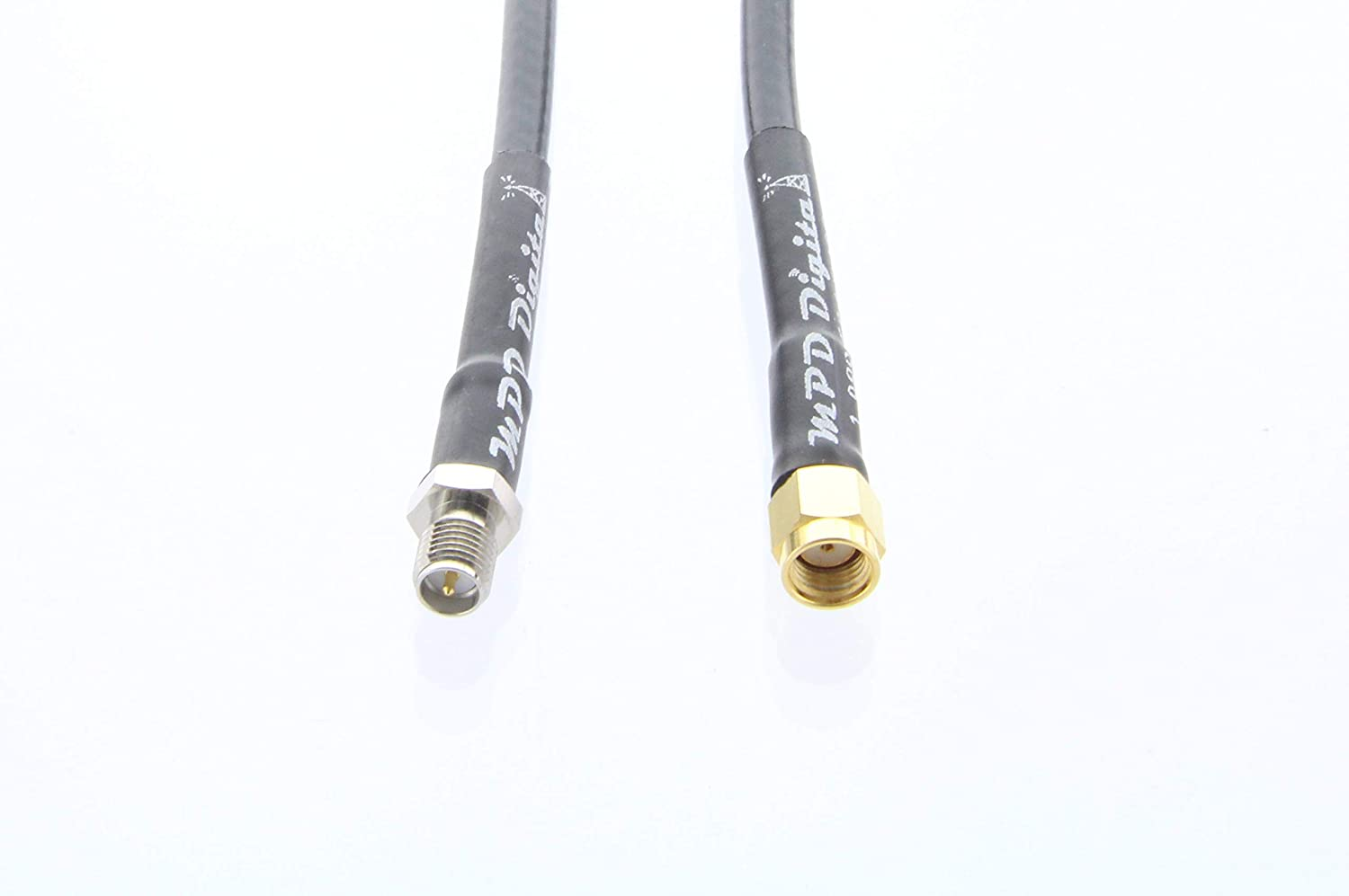 Nos Made 2,4 gHz 5 gHz 802.11 Router inalámbrico WiFi Antena Extensión Cable - 10 FT - Andrew CommScope cnt-240 Cable Coaxial Cable Coaxial de antena con ...