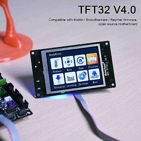 King Print MKS TFT32 - Placa de control para impresora 3D ...