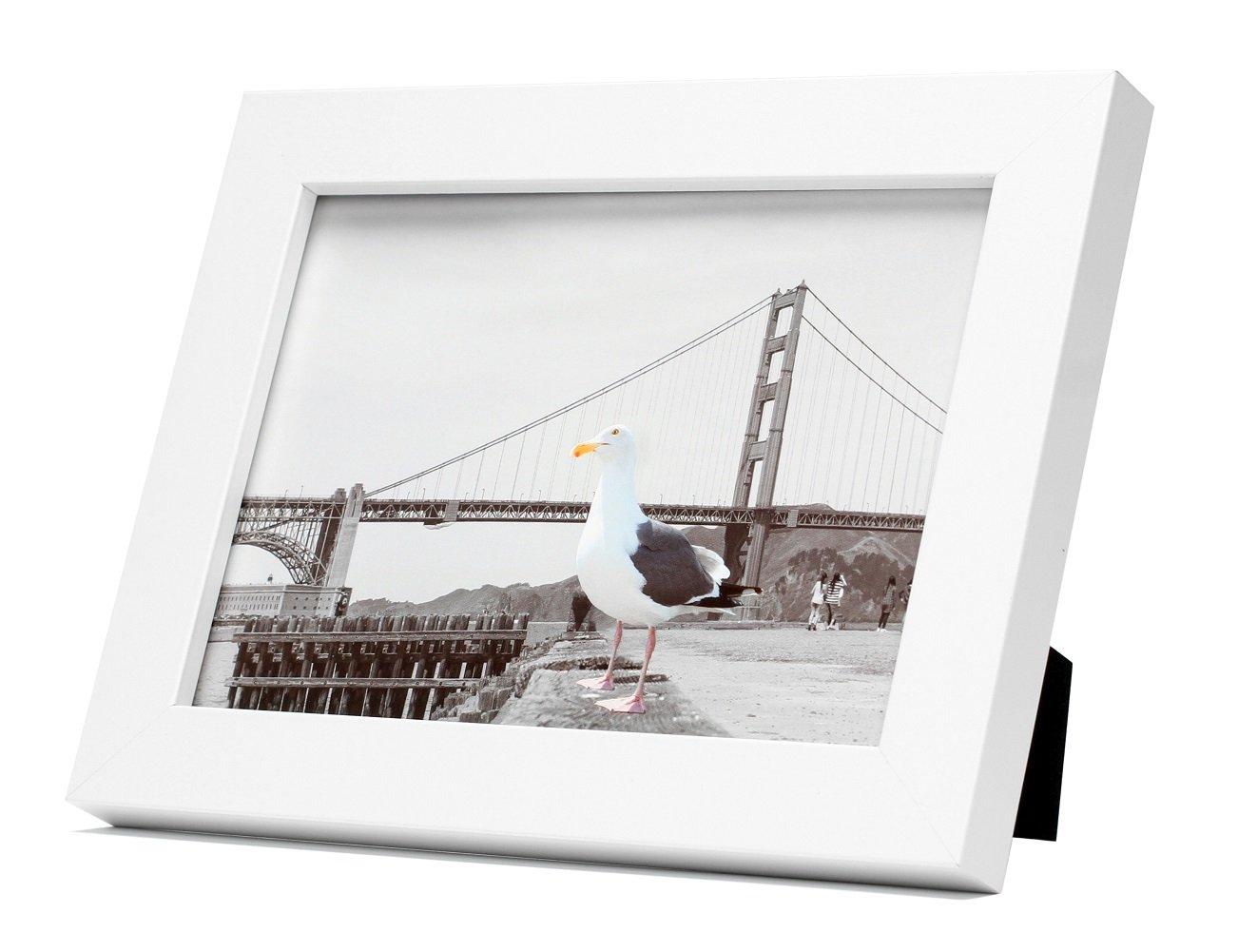 Fein 16x20 Weiß Bilderrahmen Galerie - Benutzerdefinierte ...