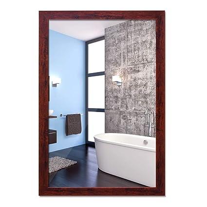 Specchio per Il Bagno a Parete Specchio con Cornice Specchio per Il ...