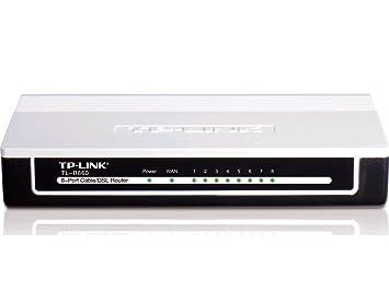 Amazon tp link tl r860 advanced 8 port cabledsl router 1 tp link tl r860 advanced 8 port cabledsl router 1 greentooth Images