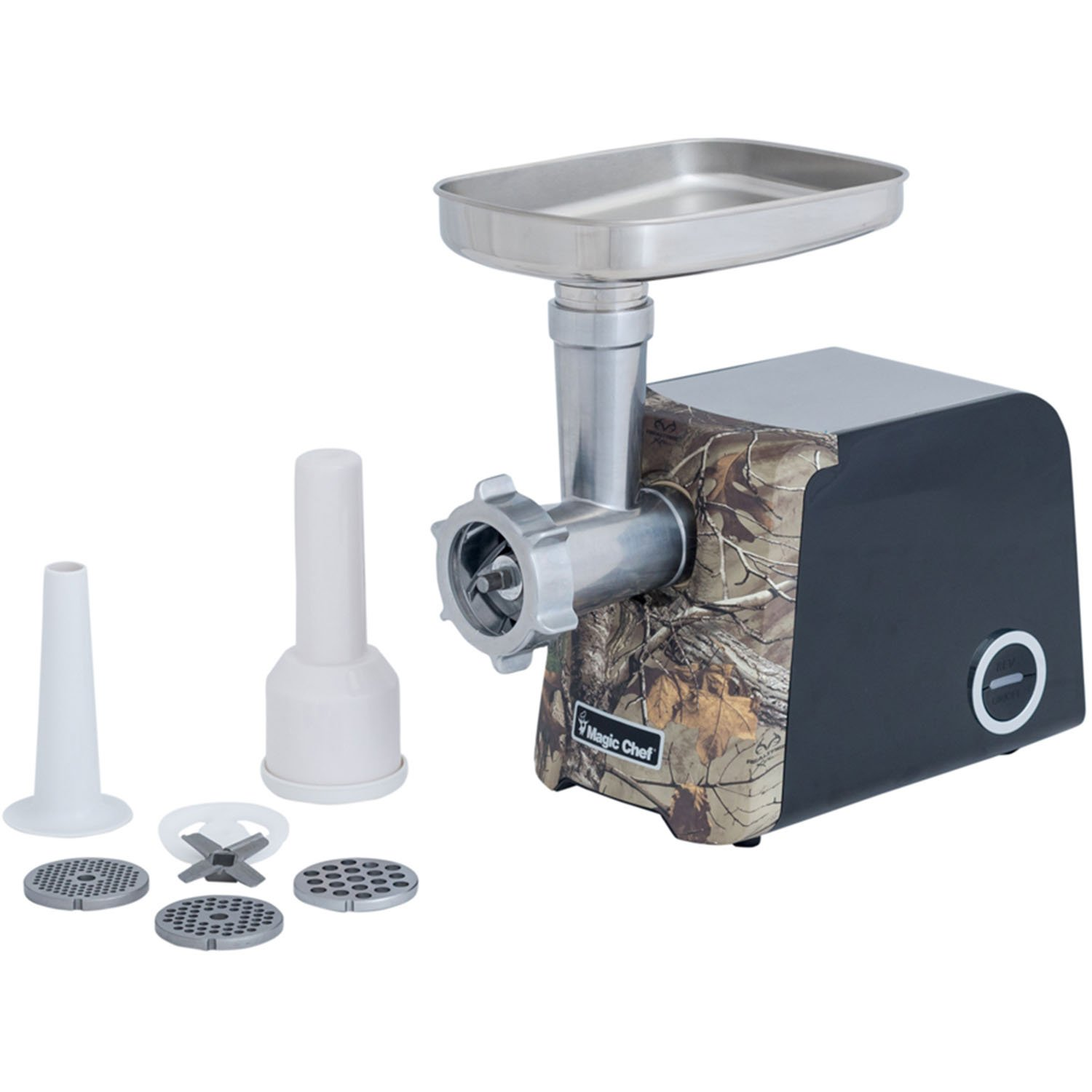 Magic Chef MCLMGRT Meat Grinder, Camouflage