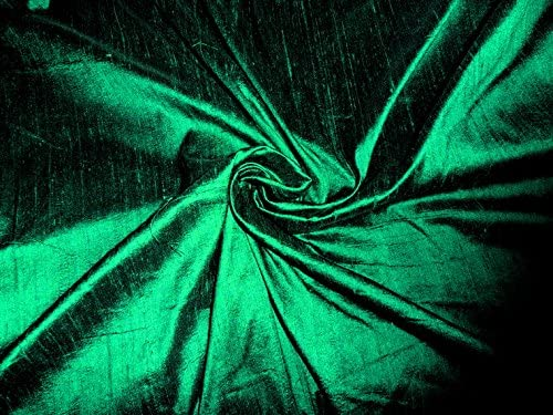 Back\u042foom Silk Dupioni Collection-Green-Color #6