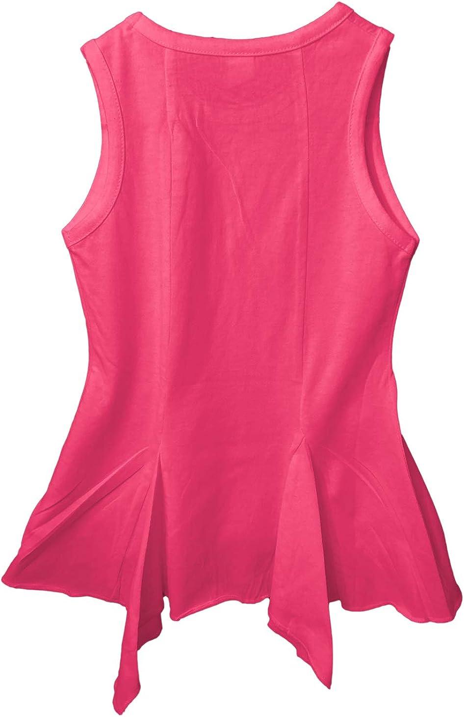 Tcombo for My Grandma Breast Cancer Ribbon Toddler//Youth Sleeveless Backswing