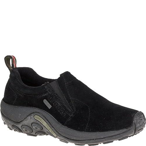 25bdd94e Merrell Women's Jungle Moc Waterproof Slip-On Shoe