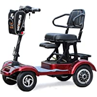 DOS Scooter eléctrico Adult, Minusvalido, Scooter Electrico Minusvalido