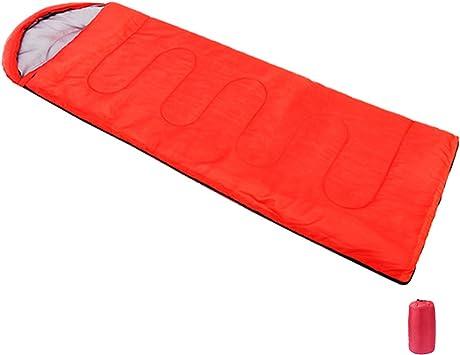 Chaud Camping Sac de couchage couverture 210 x 75 cm adultes