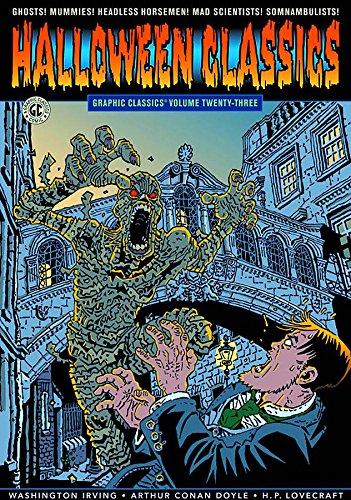 Graphic Classics Volume 23: Halloween Classics (Graphic Classics ()