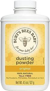 Burt's Bees: Baby Bee Dusting Powder, 4.5 oz