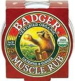 Badger Sore Muscle Rub - .75 oz. Tin