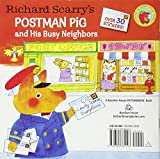 Richard Scarry's Postman Pig and His Busy Neighbors (Pictureback(R))