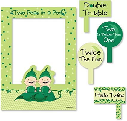 Grasslands Road Two Peas in a Pod Twins Frame