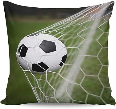 4 Color Plush Sofa Pillow Case Cushion Cover Square 16 x 16 INCH X EV